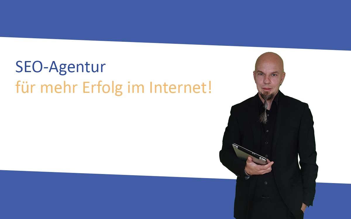Bild mit Timo Bell zum Thema SEO-Agentur für Suchmaschinenotpimierung und bessere Rankings